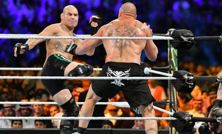 Arn Anderson explains why WWE could re-sign Cain Velasquez after disastrous first run