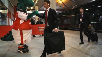 Photo of Arsenal to resume efforts to dump Mesut Ozil as undesirable star gives to pay wage of sacked mascot Gunnersaurus
