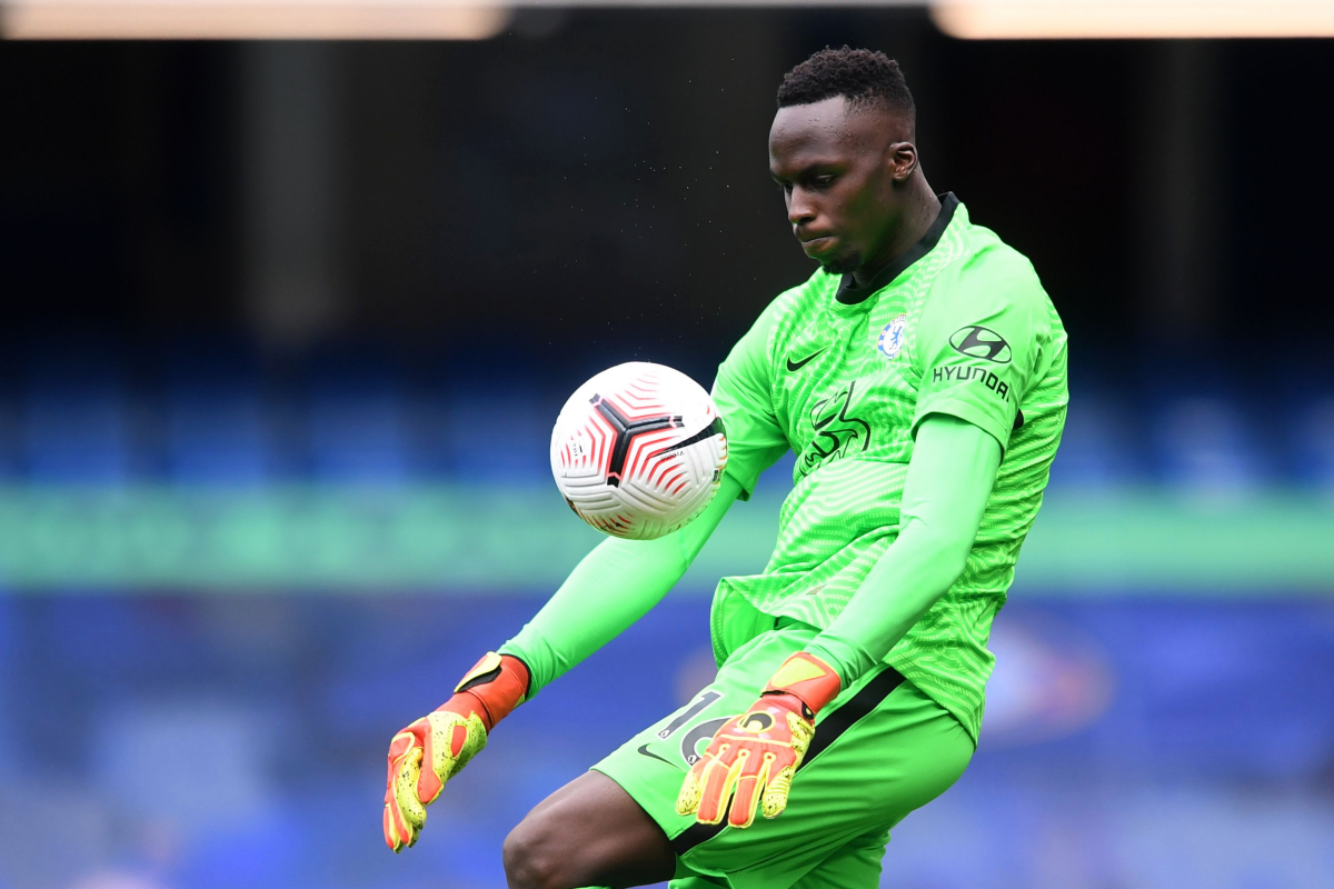 Chelsea confirmed team news: Frank Lampard DROPS Kepa for Sevilla clash as Edouard Mendy rushes back from injury to give Blues huge boost