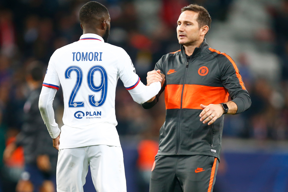 Chelsea defender Fikayo Tomori reveals why he turned down deadline day loan move to London rivals West Ham