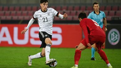 Photo of Chelsea new boy Kai Havertz runs present for Germany with TWO pleasant assists towards Turkey
