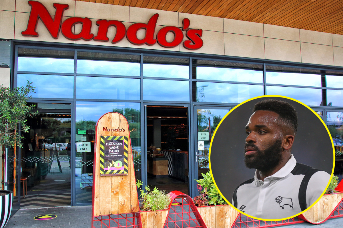 Darren Bent reveals Derby players smuggled Nandos into Pride Park with rucksacks – but got rumbled by the rubbish bins