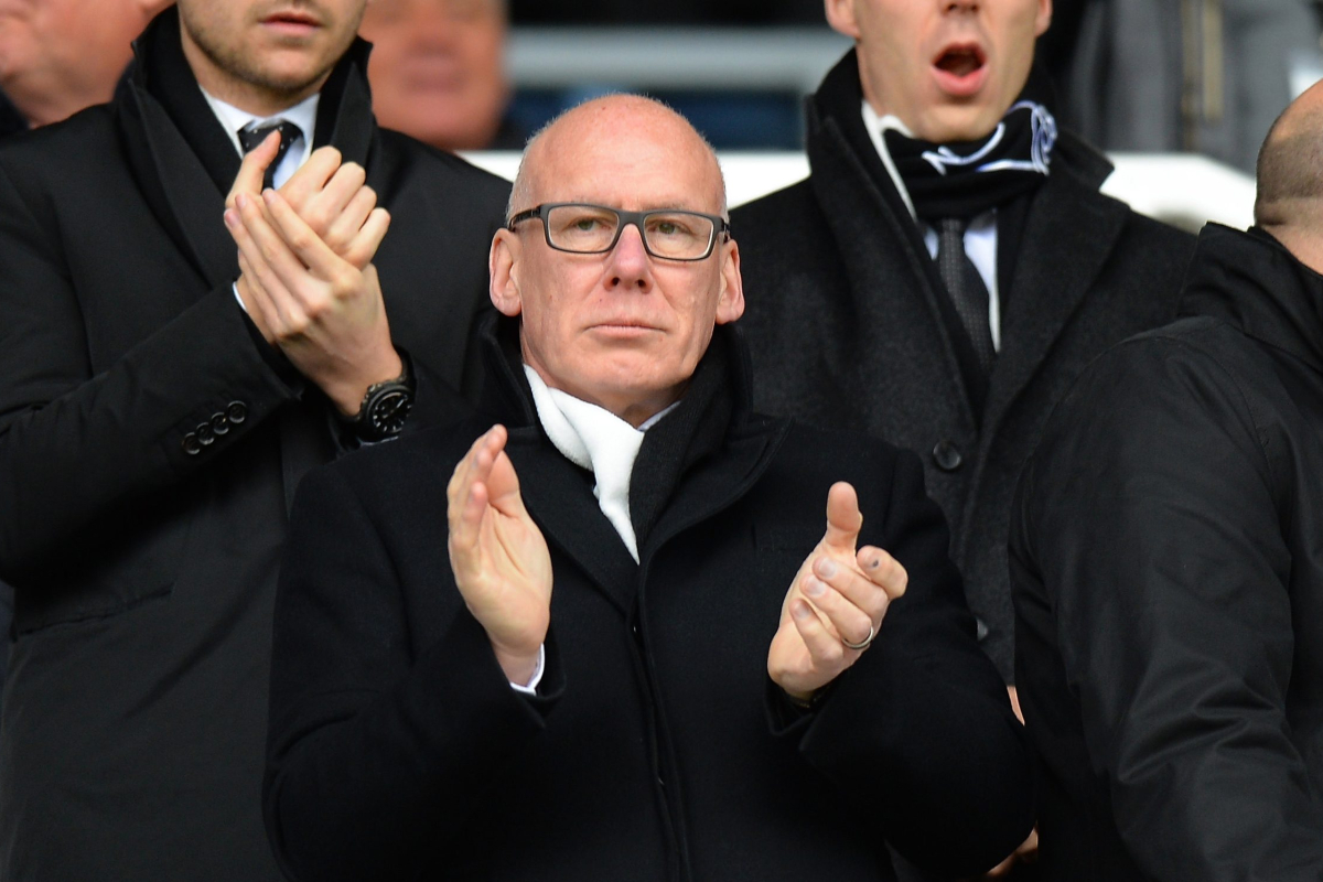 Derby County owner Mel Morris defends EFL chairman Rick Parry for his role in supporting Project Big Picture proposals