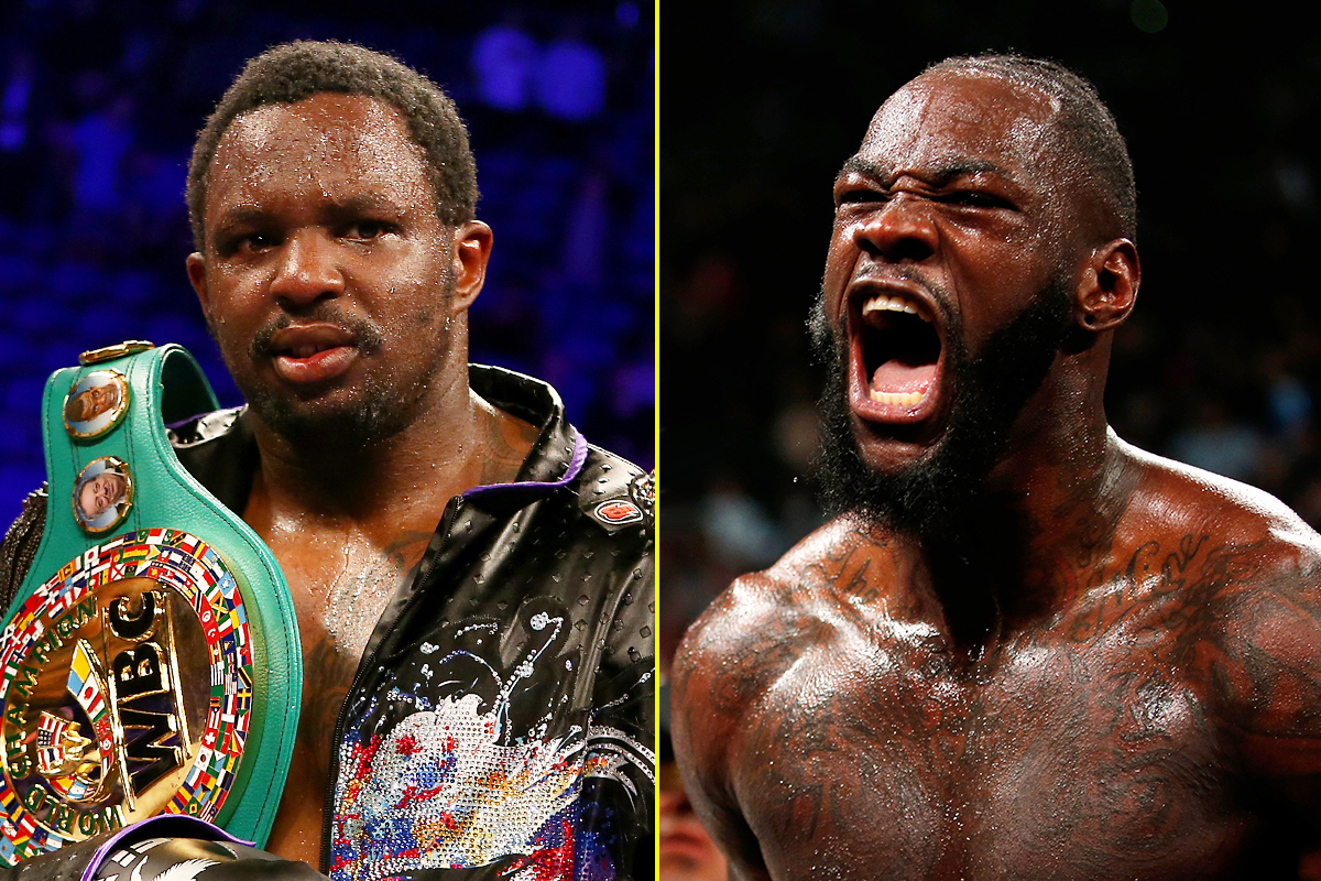Dillian Whyte savages 'idiot' Deontay Wilder for 'worst mistake he's ever made' as he prepares for Tyson Fury trilogy