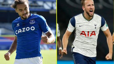 Photo of Dominic Calvert-Lewin may turn into higher than Harry Kane underneath Carlo Ancelotti claims Carlton Cole, who hails Everton striker after one other hat-trick