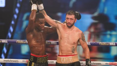 Photo of Joshua Buatsi Vs Marko Calic RESULTS: Buatsi secures a stoppage victory and the UK welcomes one other world champion