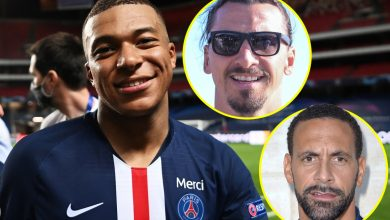 Photo of Kylian Mbappe: Arsenal legend reckons PSG star is a 'phenomenon', Rio Ferdinand believes he's the closest factor to Ronaldo, and Zlatan Ibrahimovic loves him