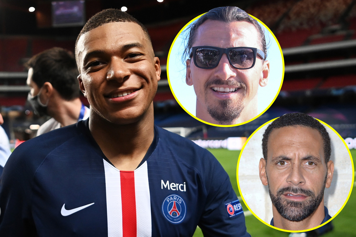Kylian Mbappe: Arsenal legend reckons PSG star is a 'phenomenon', Rio Ferdinand believes he's the closest thing to Ronaldo, and Zlatan Ibrahimovic loves him