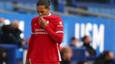 Photo of Liverpool affirm Virgil van Dijk has suffered knee ligament injury following horror Jordan Pickford deal with and faces months on sidelines