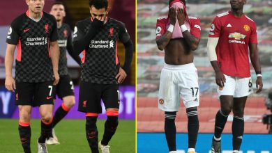 Photo of Liverpool undergo worst ever Premier League defeat and Manchester United smashed for six as 25 targets scored on outstanding day of motion