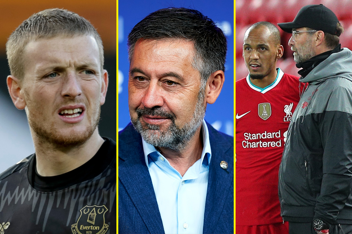Man City have 'peaked under Pep Guardiola and won't win Premier League or UCL', Liverpool Fabinho fears, Pickford forced to hire bodyguards