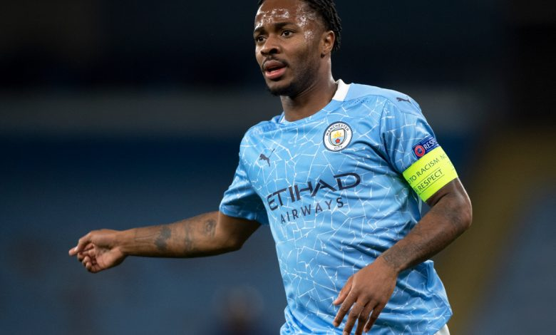Man City star Raheem Sterling to launch foundation for deprived children