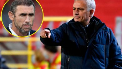 Photo of Martin Keown calls Jose Mourinho 'infantile' after Tottenham supervisor criticises his gamers on Instagram following Europa League defeat