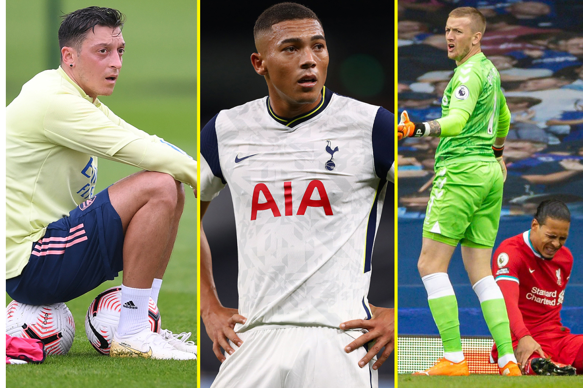 Mesut Ozil tweets steal the show, Mourinho says Vinicius can play with Kane, Pickford challenge on Van Dijk could be reviewed