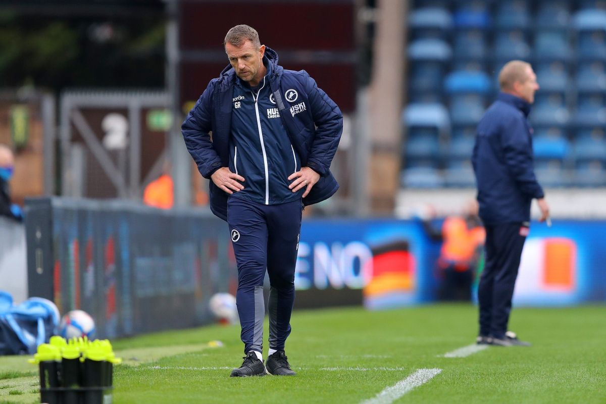 Millwall manager Gary Rowett tests positive for coronavirus and will self-isolate for 10 days