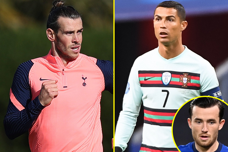 Ronaldo has coronavirus, Tottenham tease Bale return vs West Ham, Chilwell blow for Chelsea and England, Liverpool and Man United blasted over 'disgusting' plans