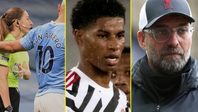 Photo of Three large Premier League video games, Klopp places Liverpool rivalry apart to hail Man United's Rashford, Guardiola reiterates defence of Man Metropolis's Aguero
