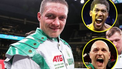 Photo of Tony Bellew backs Oleksandr Usyk to succeed at heavyweight – however believes he'll NEVER beat Anthony Joshua or Tyson Fury