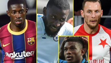 Photo of Switch information LIVE: Liverpool promote Brewster to Sheffield United, Tottenham signal striker and chase Chelsea defender, Manchester United in Dembele blow as Traore linked, West Ham deal finished