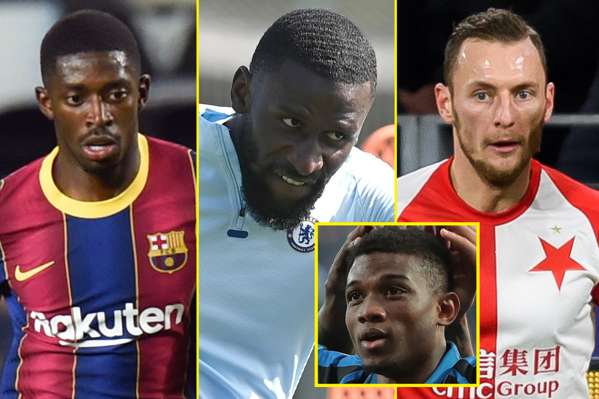 Transfer news LIVE: Liverpool sell Brewster to Sheffield United, Tottenham sign striker and chase Chelsea defender, Manchester United in Dembele blow as Traore linked, West Ham deal done