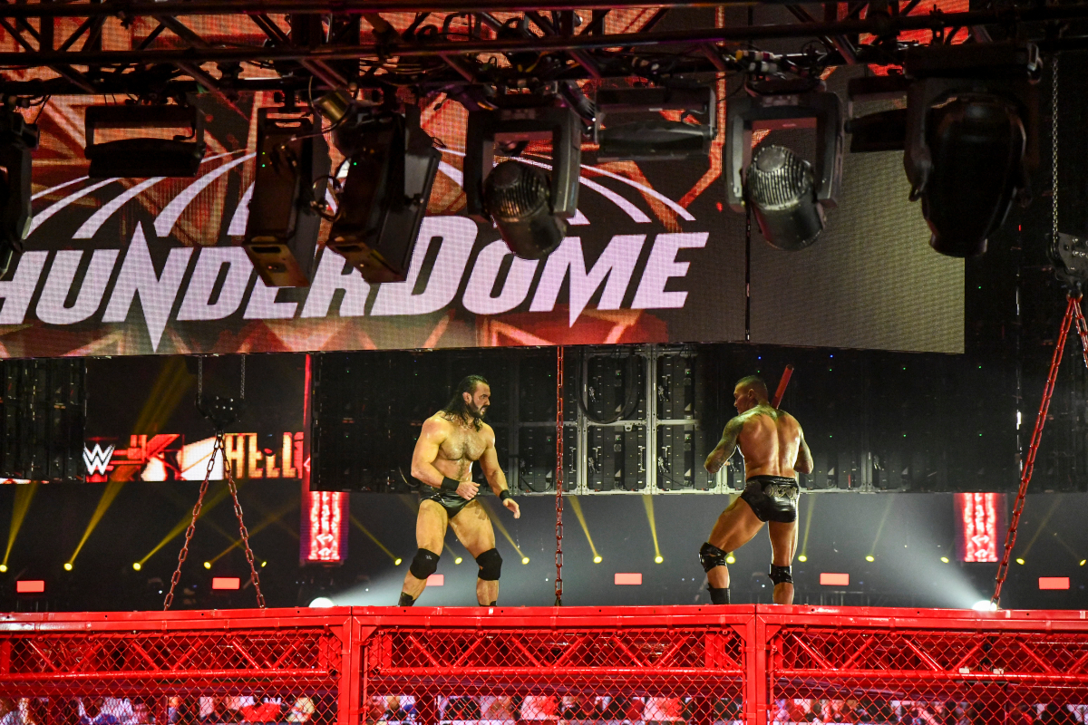 WWE Hell in a Cell RESULTS: Two new champions crowned as WWE put on Show of the Year contender