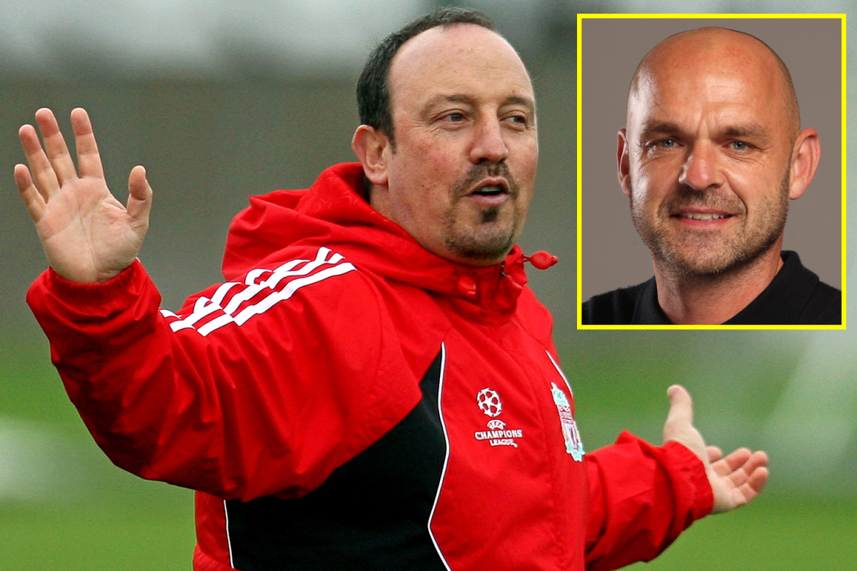 'I hated Rafa Benitez for making me leave Liverpool' – Danny Murphy reveals anguish over Anfield exit and regrets leaving boyhood club
