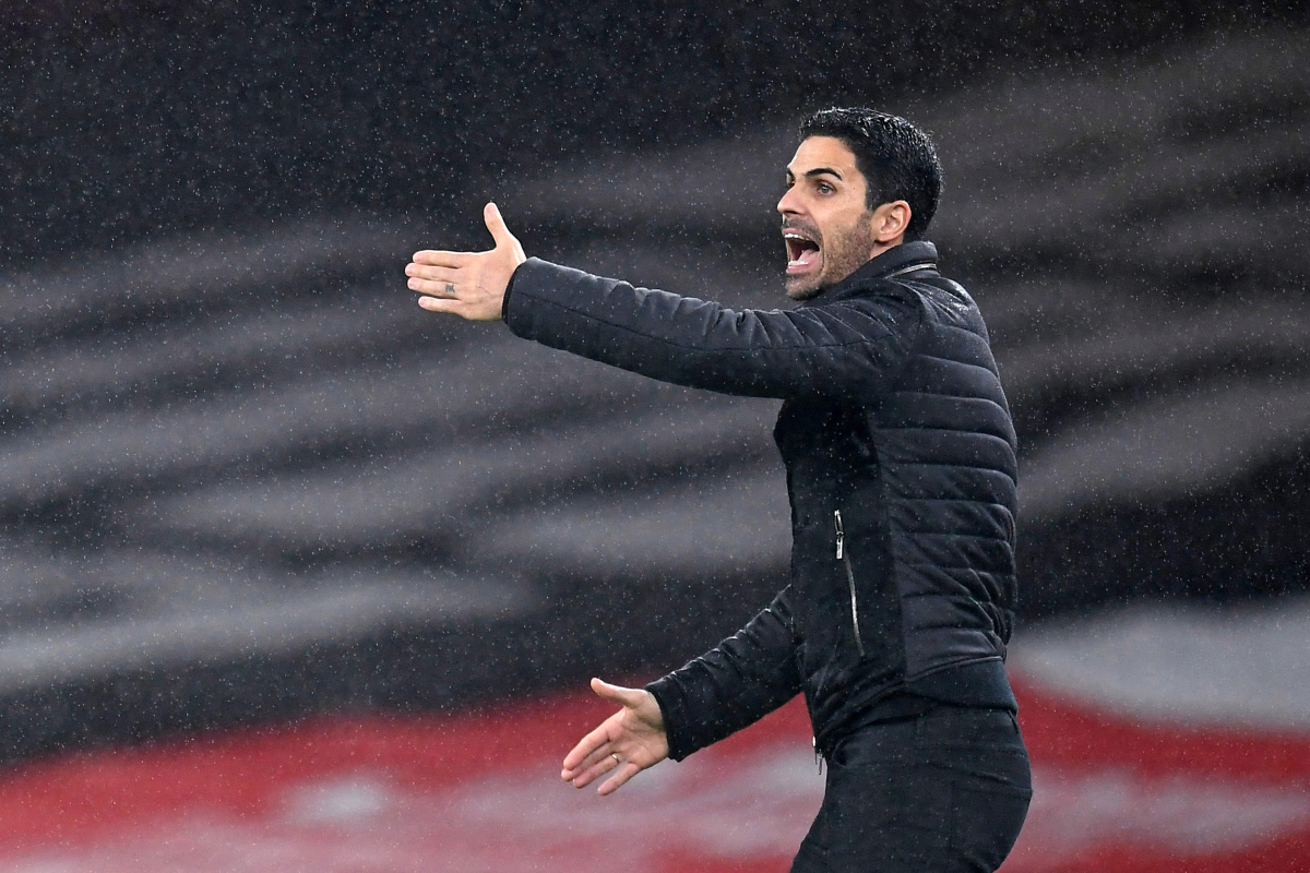 'I take total responsibility' – Mikel Arteta concedes Arsenal did not play like a team in home defeat to Aston Villa
