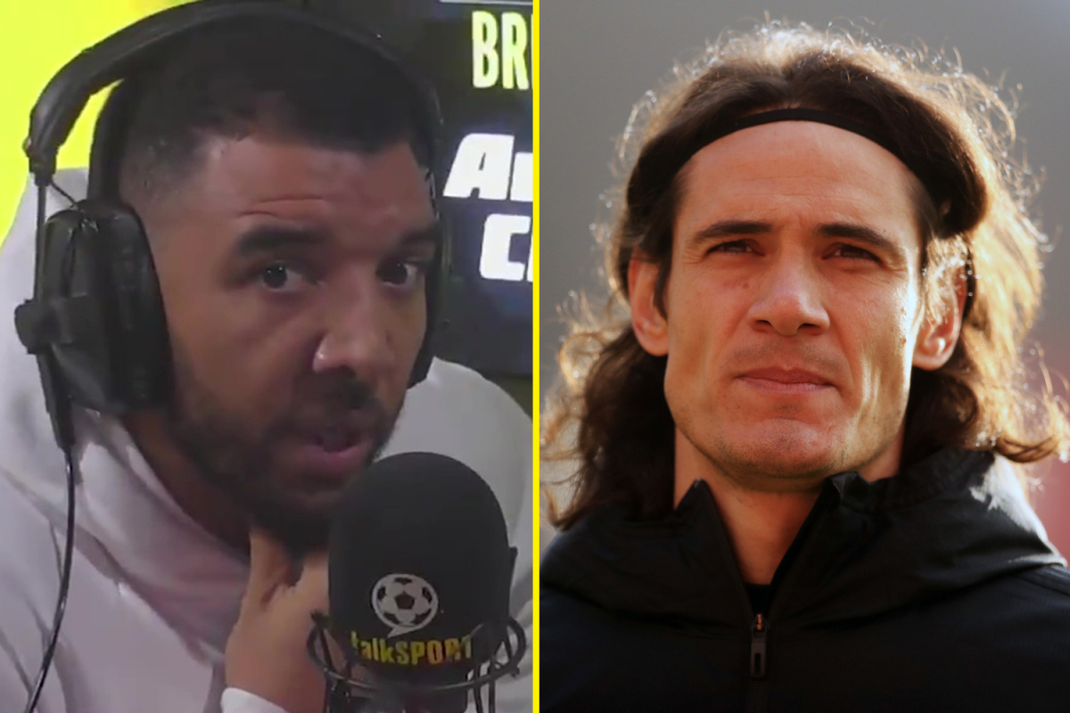 'Three-game ban isn't enough' for Edinson Cavani says Troy Deeney, with FA set to investigate Manchester United star's deleted 'racist' post
