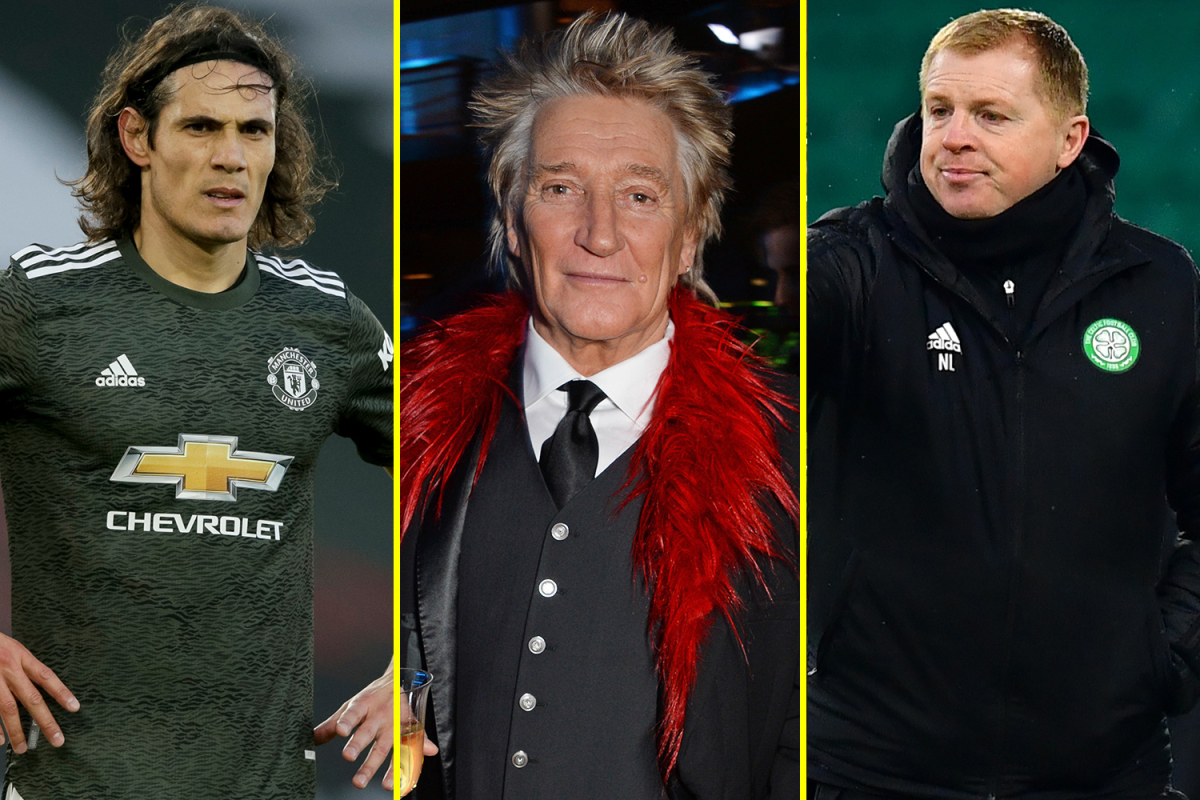 'Three-game ban not enough' for Cavani, concussion protocol 'dangerous' and must be changed, Sir Rod Stewart on Celtic struggles – football news LIVE