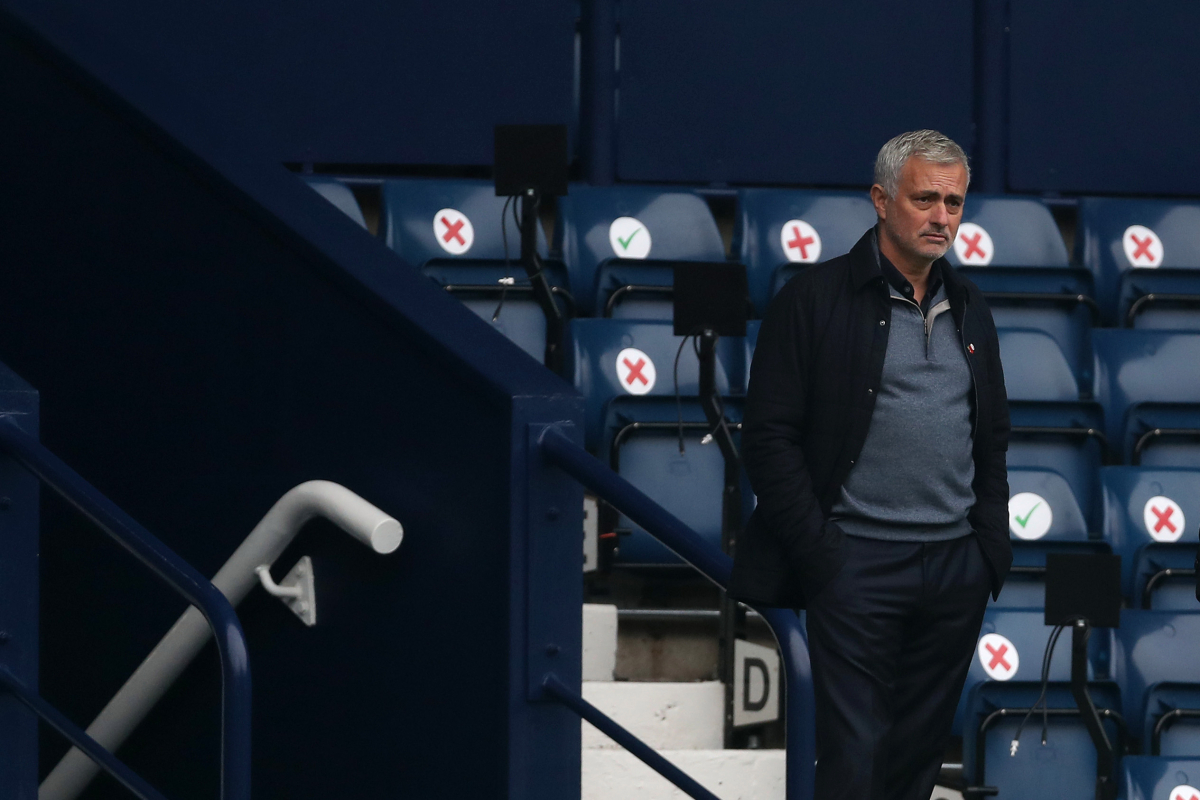 'Tottenham are always a game away from disaster' says John Barnes, who tips fans and players to turn against Jose Mourinho
