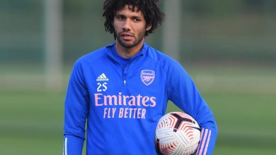 Photo of Arsenal's Mohamed Elneny assessments constructive for COVID-19 as Premier League data steep rise in new instances regardless of LESS assessments