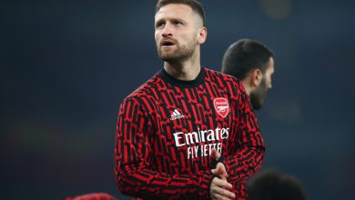 Photo of Barcelona linked with shock January transfer to signal Arsenal centre-back Shkodran Mustafi in short-term switch