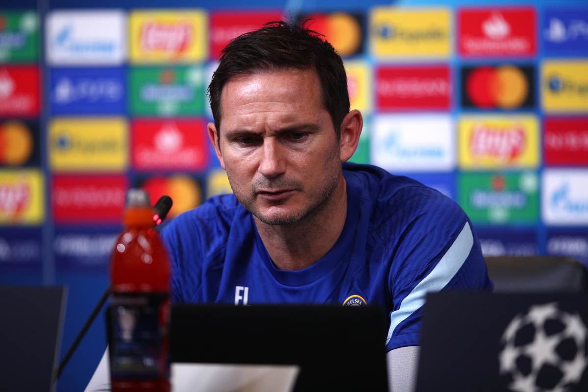 Chelsea boss Frank Lampard urges authorities to consider scrapping Saturday lunch time Premier League matches