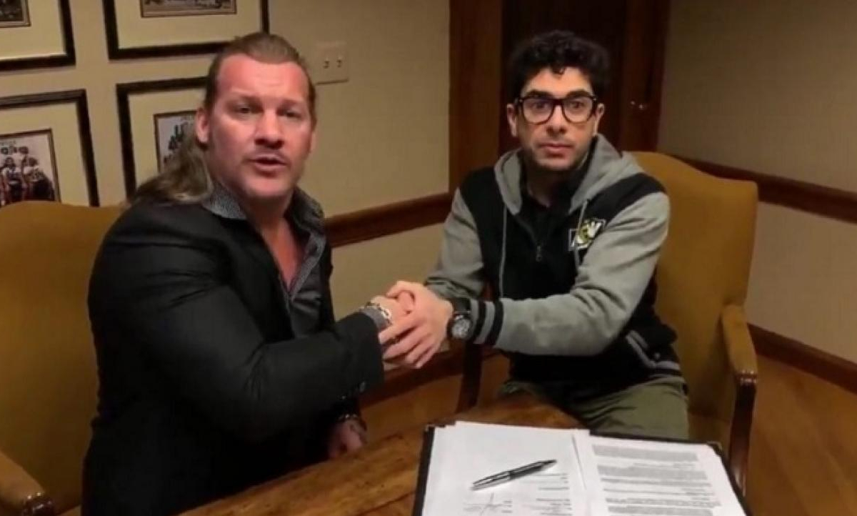 Chris Jericho says he has no intention of ever leaving AEW or returning to WWE