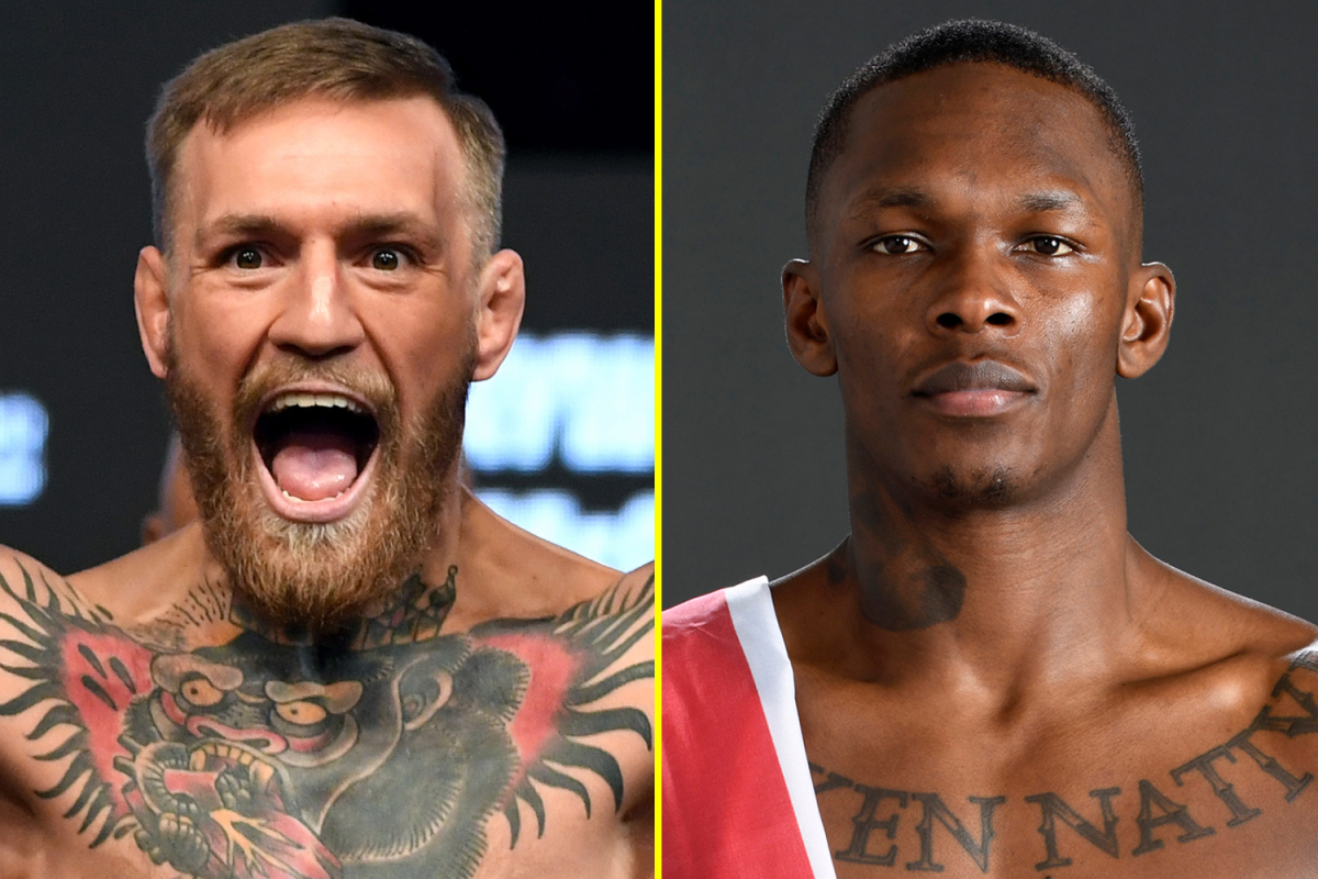Conor McGregor and Israel Adesanya butt heads over controversial UFC knockdown record