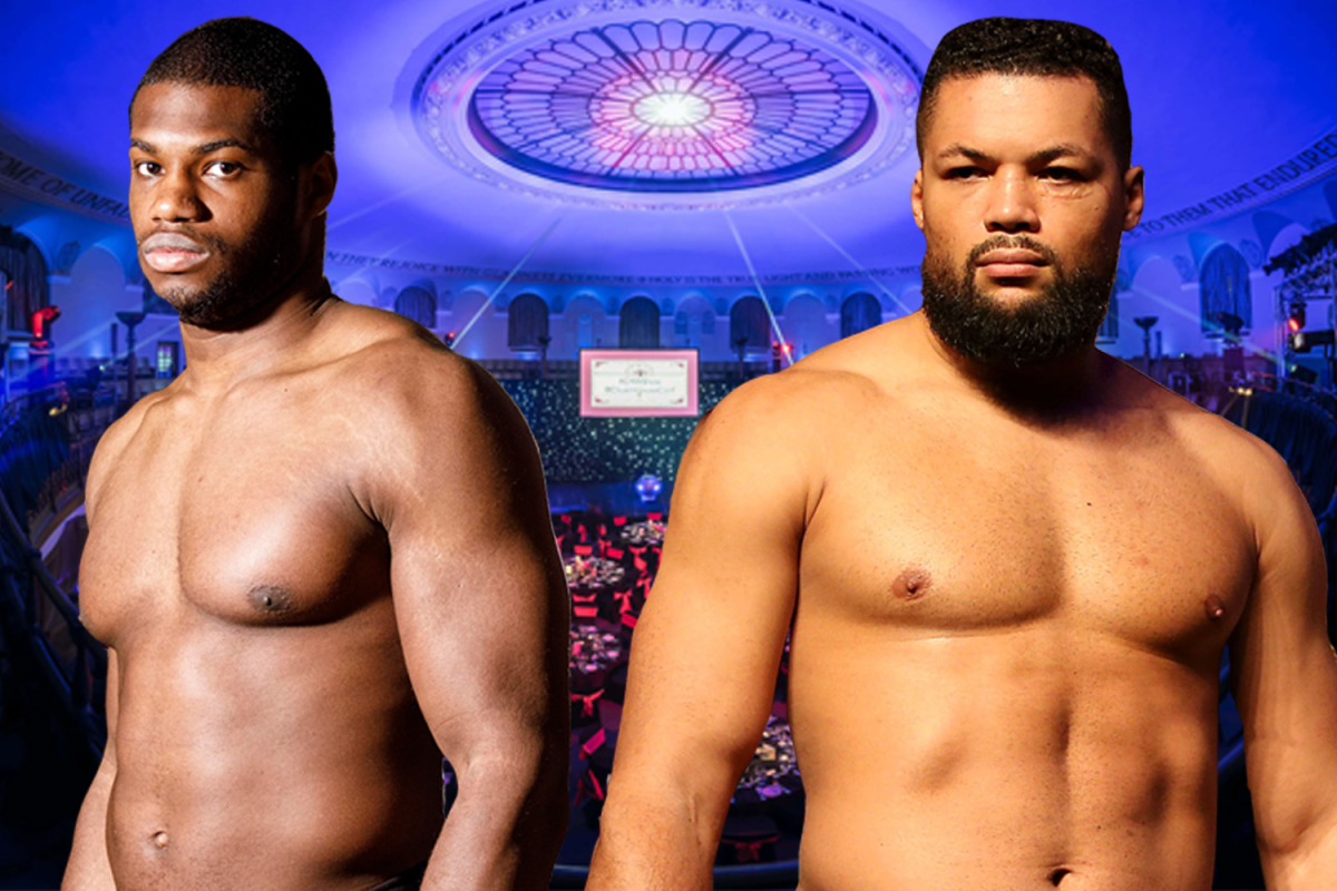 Daniel Dubois vs Joe Joyce LIVE: Full commentary of heavyweight showdown THIS WEEKEND – start time, how to follow and undercard