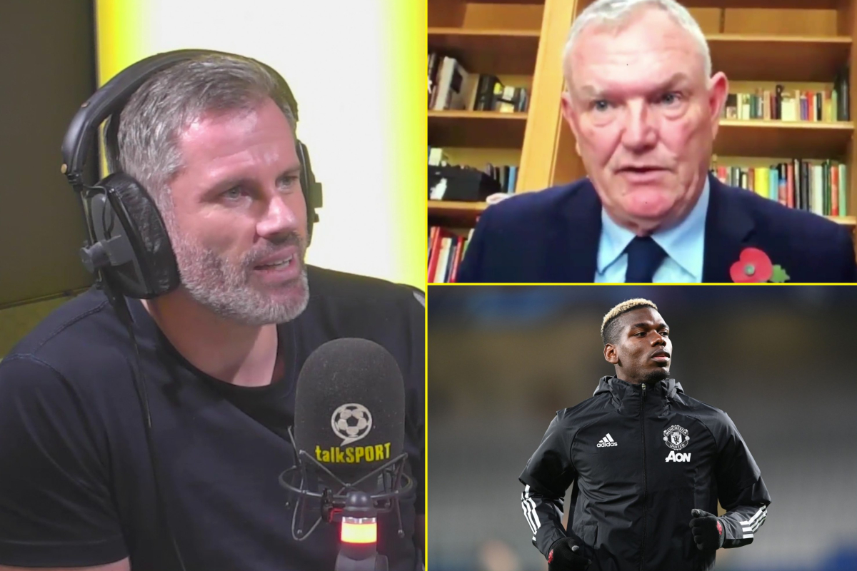 FA chief Greg Clarke quits after controversy, Jamie Carragher on 'best pundit' Roy Keane, Liverpool, Man United and Paul Pogba