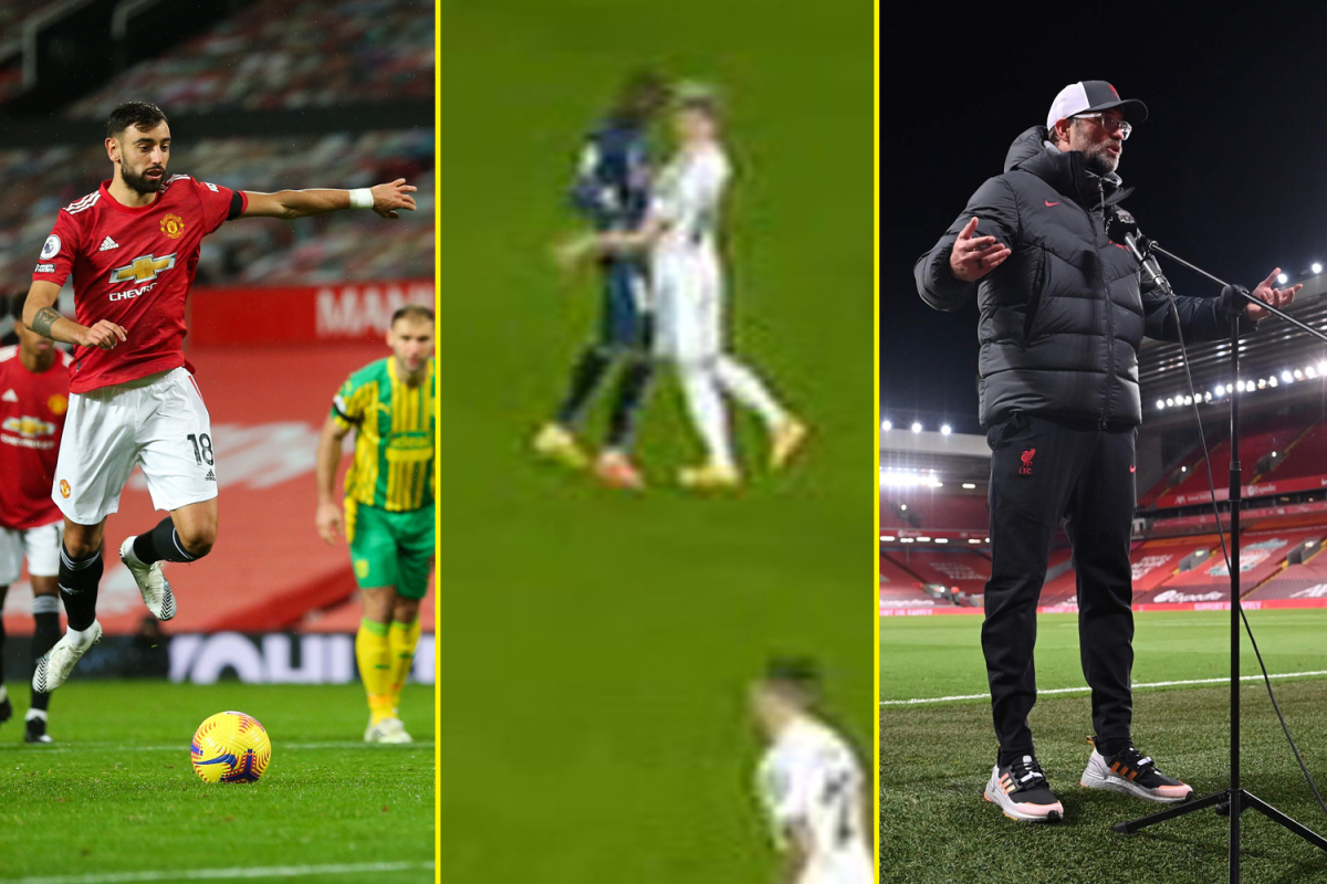 Football news and gossip LIVE: Arsenal and Leeds condemn Pepe and Alioski abuse, Bruno Fernandes jump penalty 'should be banned', Klopp slams 'bull****' lack of fans as Liverpool break another record