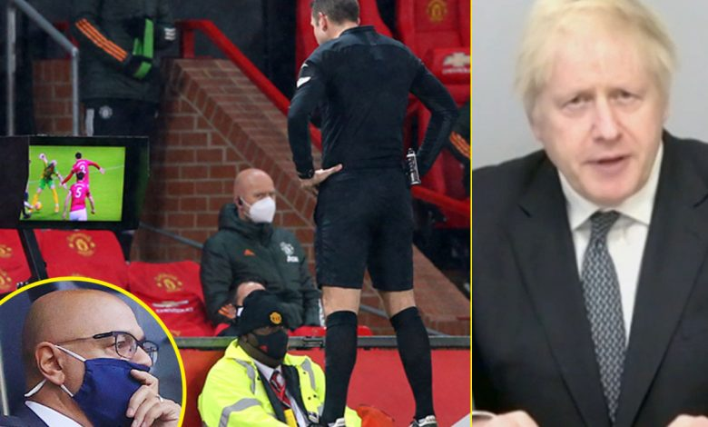 Football news and gossip LIVE: Fans allowed back in stadiums from December 2, Tottenham estimate £150m loss, VAR has 'big club bias', Arsenal and Leeds condemn Pepe and Alioski abuse