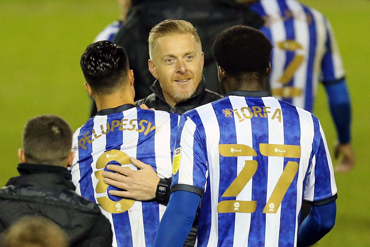 Garry Monk SACKED by relegation-threatened Sheffield Wednesday