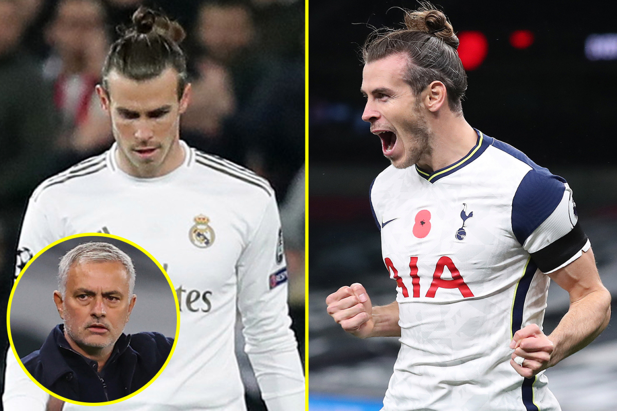 Jose Mourinho aims dig at Real Madrid after Gareth Bale reopens Tottenham account – 'I will look at their website to see what they say'