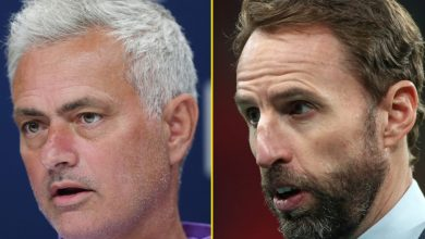 Photo of Jose Mourinho needs solutions from Gareth Southgate as he questions Raheem Sterling's England withdrawal forward of Tottenham vs Manchester Metropolis