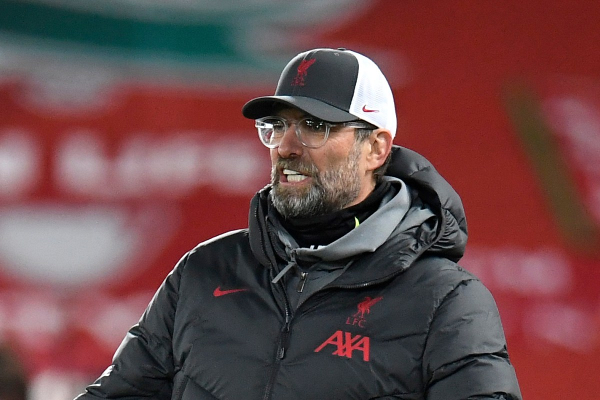 Jurgen Klopp hits out at 'crime' of being forced to play on Saturday lunchtime after Liverpool's shock defeat to Atalanta