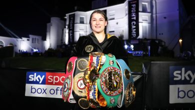 Photo of Katie Taylor v Miriam Gutierrez date: UK begin time, free reside stream and full undercard as Bray Bomber defends her titles this weekend