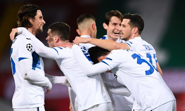 Lacklustre Liverpool fail to register a goal on target as Atalanta avenge 5-0 hammering with vital Champions League victory at Anfield
