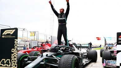 Photo of Lewis Hamilton wins seventh Formulation 1 World Drivers' Championship title to equal Michael Schumacher's legendary report