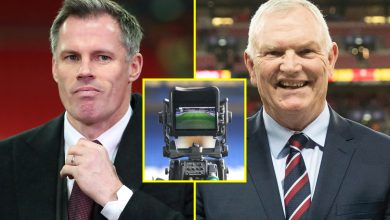Photo of Liverpool legend Jamie Carragher hosts talkSPORT, FA chief Greg Clarke sorry for 'colored' remark, Premier League to scrap pay-per-view video games