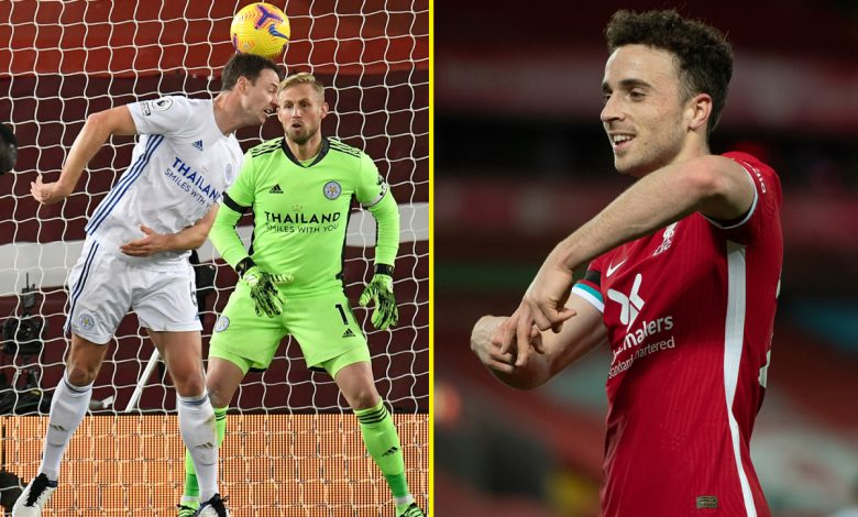 Liverpool set new club record as comfortable win over Leicester sees Jurgen Klopp's side go level on points with Premier League leaders Tottenham