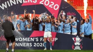 Photo of Man Metropolis Girls declare third FA Girls's Cup in 4 years as they get previous spirited Everton
