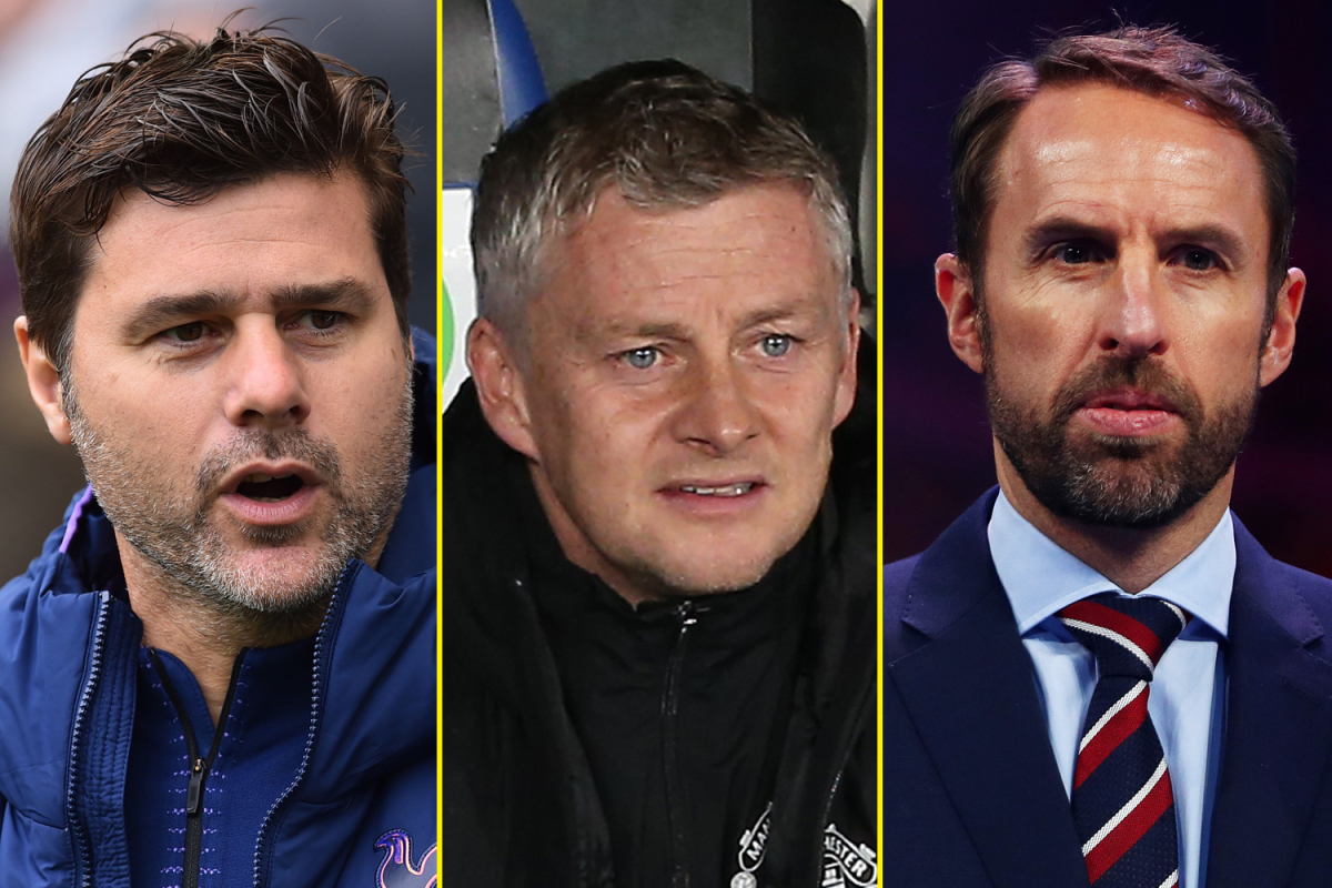 Man United in Mauricio Pochettino approach, England squad named with no Mason Greenwood, Derek Chisora vs Simon Jordan, Arsenal, Leicester and Tottenham in Europa League action